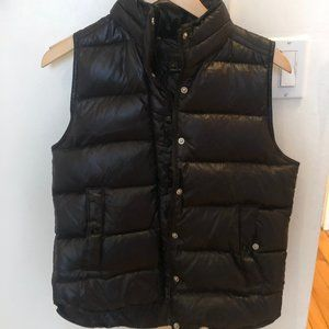 J. Crew Down Filled Puffer Vest, Like New